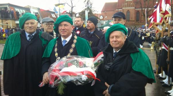 100-lecie zaślubin Polski z morzem